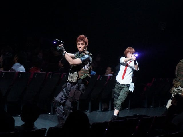 First Look at the <i>Resident Evil </i>Stage Play