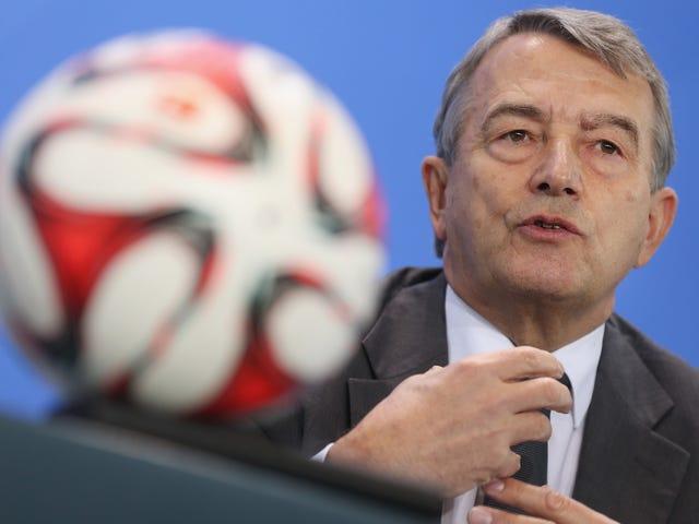 Tysklands forklaring for deres VM-bestikkelse skandale gjør ingen mening