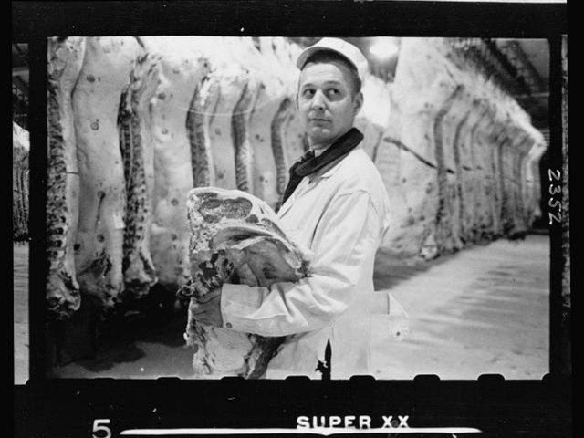 Kubrick Chicago, 1949