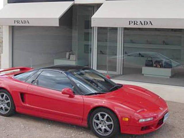 Para sa $ 25,667, Ito 1993 Acura NSX Sabi Mahalo