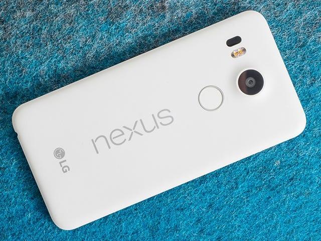 Nexus 5X, análisis: lo mejor de los Nexus, lo peor de la gama de medios
