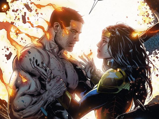 Welp, Superman Just Dumped Wonder Woman