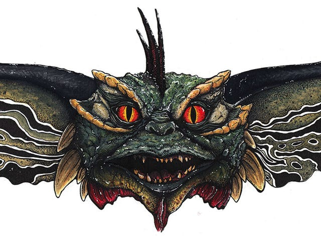 Gremlins, Werewolves, and Hellboys: Rick Baker Gets a Tribute Art Show