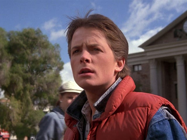 Back to the Future Is A Damn Perfect Movie