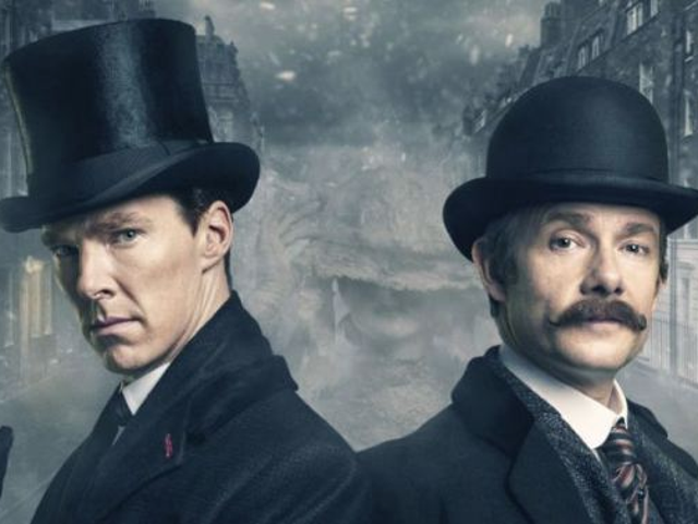 At Victorian <i>Sherlock</i> Special får en titel og luftdato!