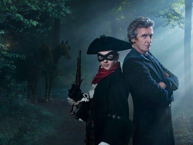 Maisie Williams 'Peranan Pada Doctor Who Cara Lebih Baik Daripada Daughter Doktor