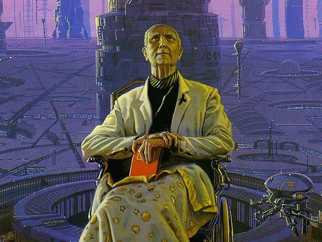 Ascoltando la Fondazione di Issac Asimov per la prima volta e sto lottando per capire