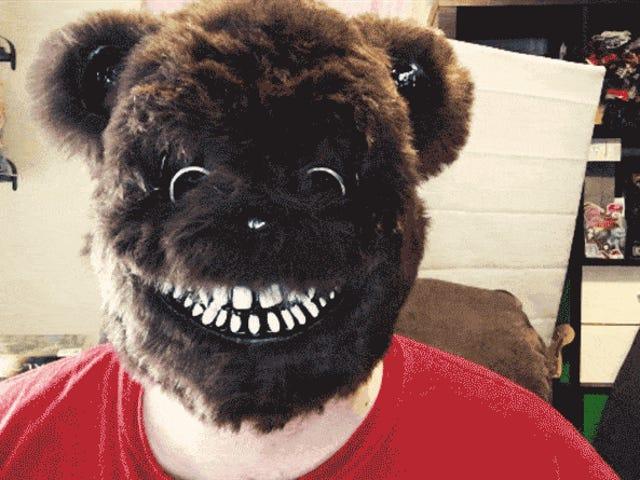 Kotaku 'Shop Contest: Un ours très effrayant Halloween