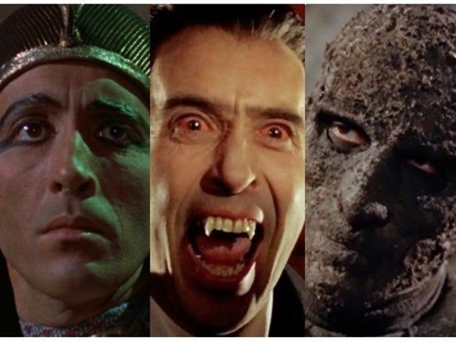 TCM's Hammer Horror For Halloween