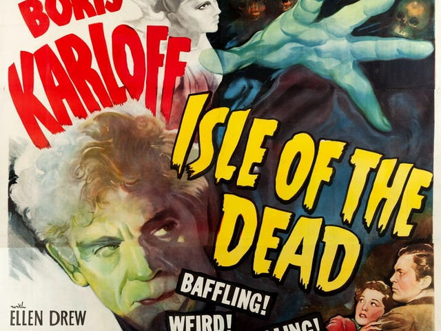 TCM's Shadowy Horror For Halloween