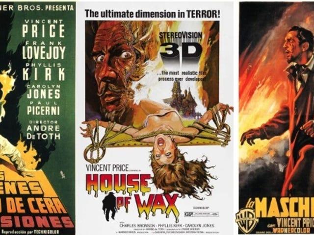 TCM's Saturday Halloween Horrors