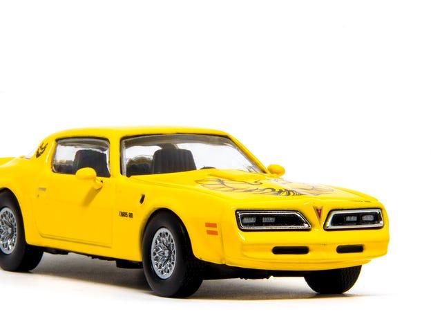 Muscle Monday: Pontiac Firebird Trans Am