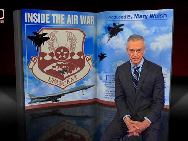 60 Minutes Takes A Glance At The Growing Costs Of The Air War Against ISIS