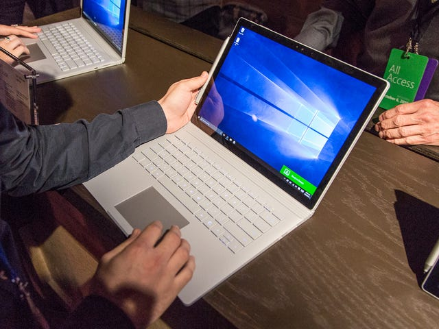Surface Book Hands-On: Towards a More Perfect Laptop