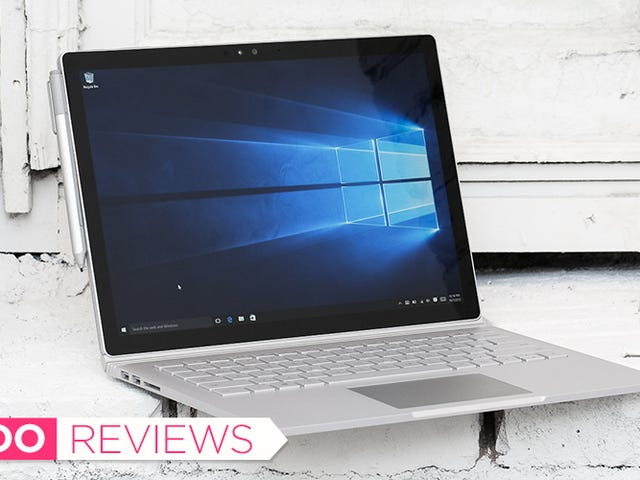 Microsoft Surface Book Review: So Good, I Might Switch Back to Windows