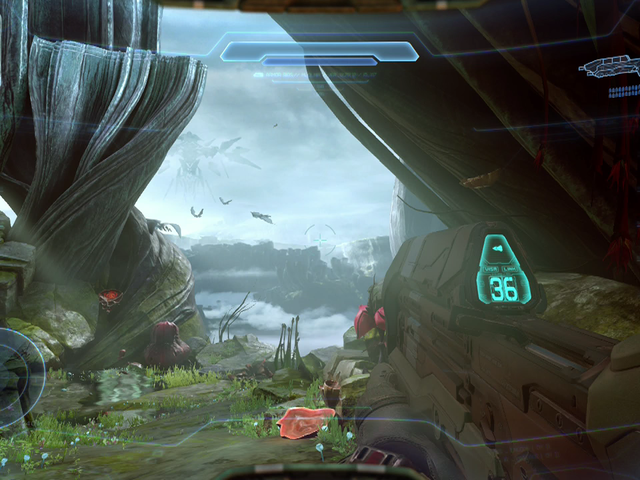 Halo 5 Day Zero Impressions: Mediocre Campaign, Promising Multiplayer