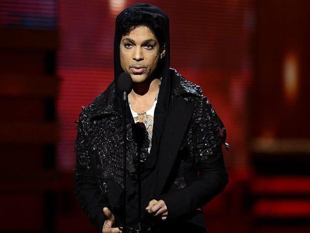 Prince rejoint Instagram et donne des conseils de vie sur le jeu, le rhume et les desserts
