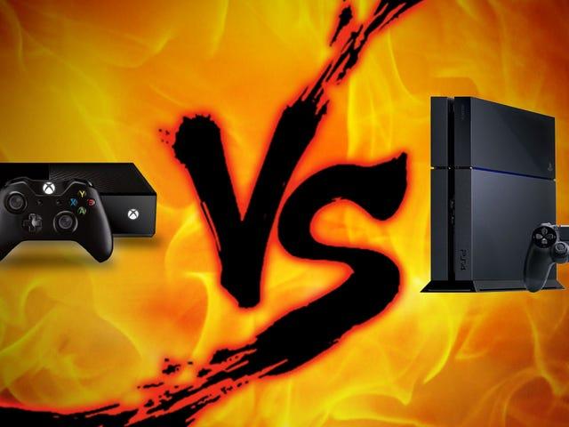 Xbox One vs. PlayStation 4: Δύο χρόνια αργότερα