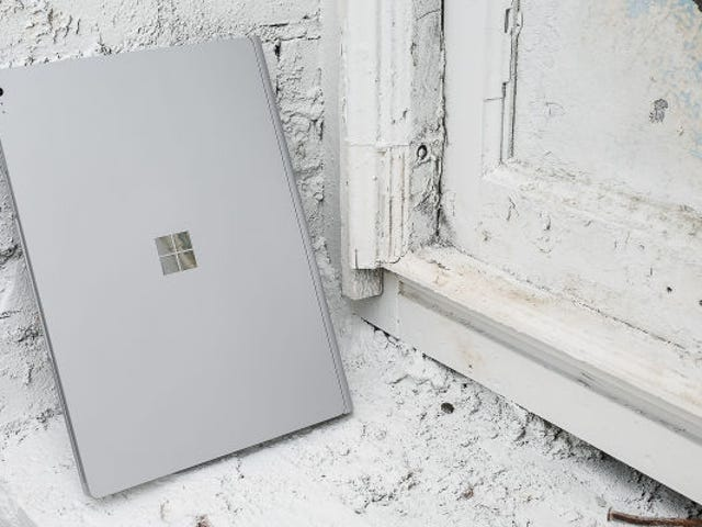 How Microsoft Kept the Surface Book's Coolest Feature a Secret