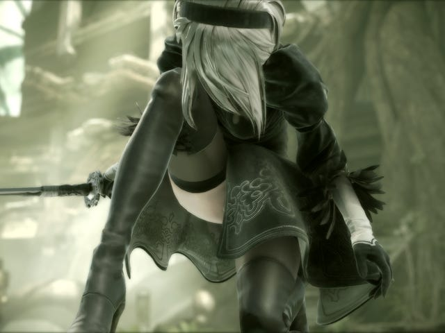 <i>Nier Next </i>Update and Speculation