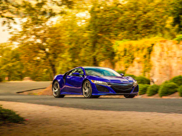 First Drive: Was The 2017 Acura NSX Worth The Wait?