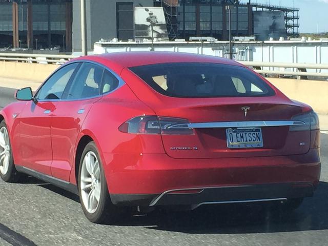 Mô hình Tesla S không phải là Cool Anymore