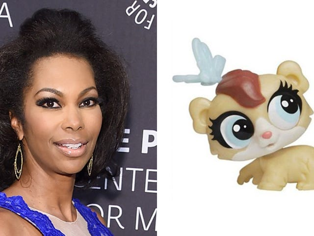 Hamster Toy Looks Nothing Like Fox Host Harris Faulkner, Says Hasbro