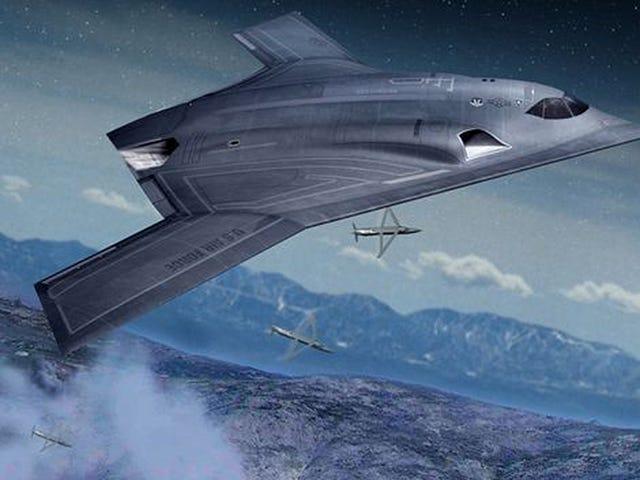 Northrop Grumman wint het contract om de volgende Stealth-bommenwerper van Amerika te produceren