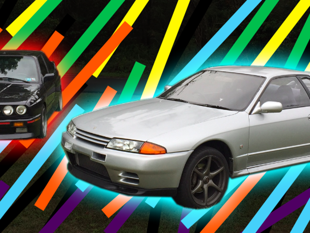 How My Nissan Skyline GT-R Compares To The E30 BMW M3