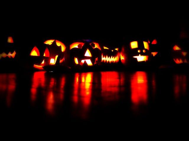 Shooting Challenge: Halloween