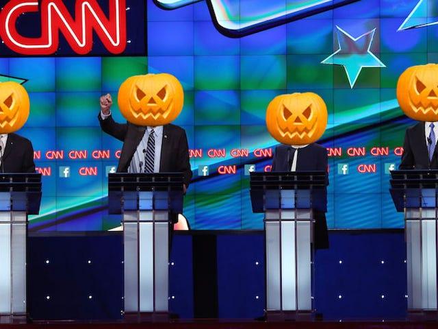 Bu Topikal Politik Cadılar Bayramı Kostümleri Sizi Her Partinin Başındaki Komutan Yapacak
