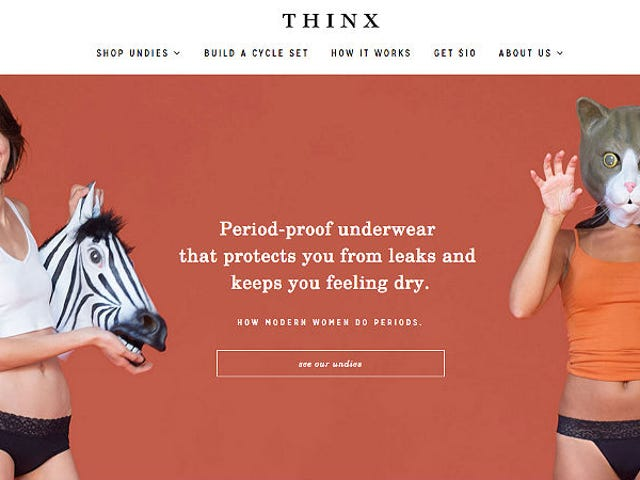 Thinx Underwear and the MTA May Have Called a Truce Over the Word 'Period'