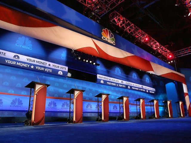 How to Watch Tonight's GOP Debates (Besides Stoned)