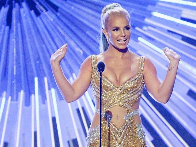 Britney Spears Can't Sell Out Vegas Because of Céline Dion, Say Sources