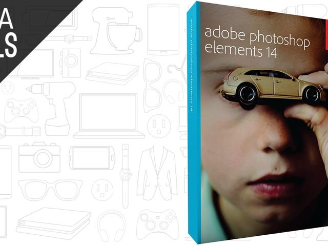 Prime Members Can Own Adobe Photoshop Elements For Just $40