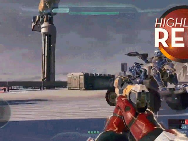 <i>Halo 5</i>地磅无处不在