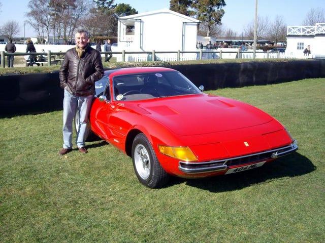 Dieci memorie automobilistiche con mio padre
