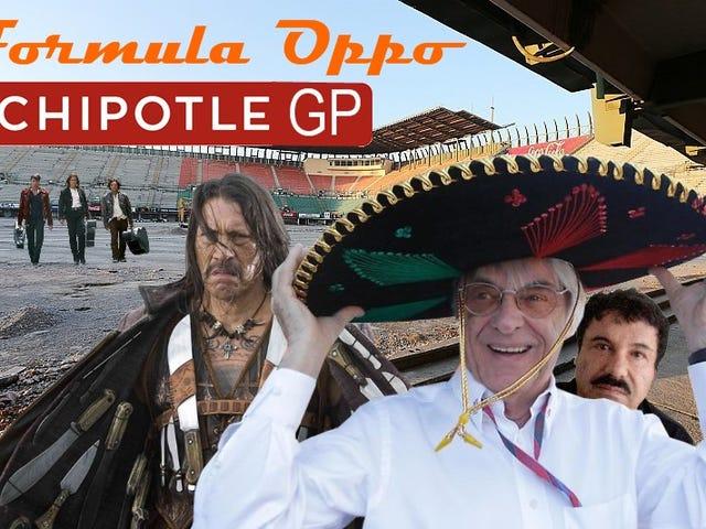 Formula Oppo: The Chipotle Grand Prix of New Mexico