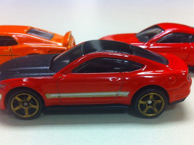 Ford Friday, Mach 1 Mustang Edition (Custom)