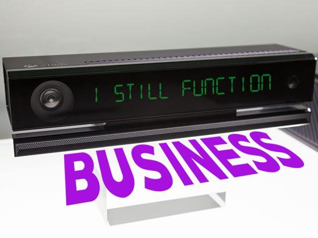 Minggu Ini Dalam Perniagaan: Kinect Totally Tidak Mati