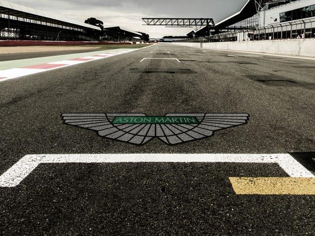 Aston Martinin nimi saattaa palata F1: een yli 50 vuoden kuluttua