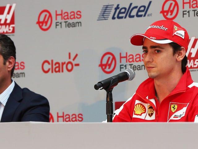 A equipe de F1 americana adiciona Gutiérrez como o segundo motorista, anuncia o capitão obvio