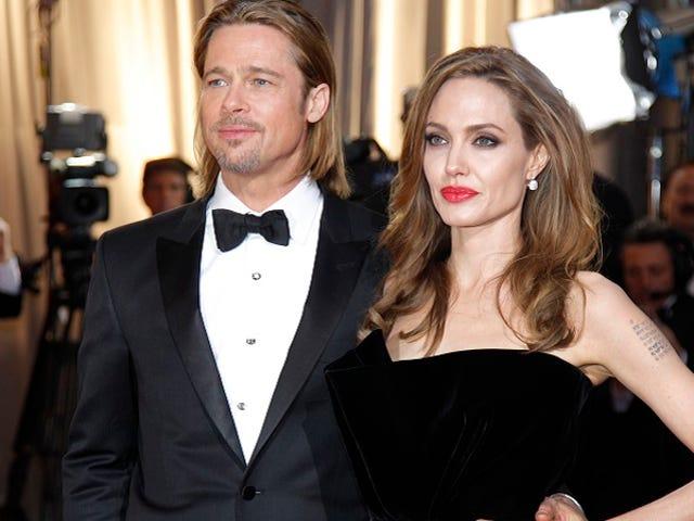 Angelina Jolie ve Brad Pitt'in Evliliği 'Çok, Çok Kararlıdır'