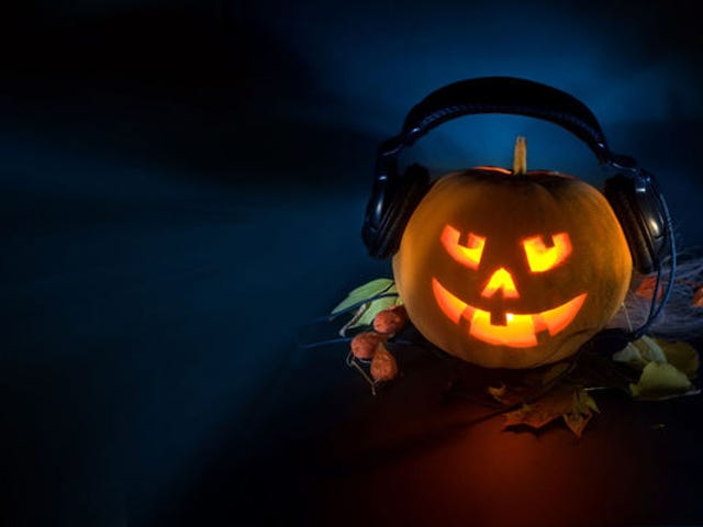 Luminous' Listens: Halloween + The Day After.