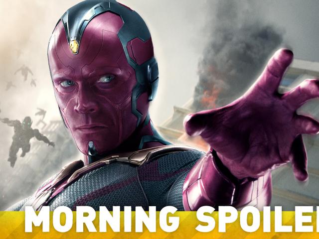 ¿Por qué <i>Captain America: Civil War</i> podría convertir la visión en el héroe más importante de Marvel?