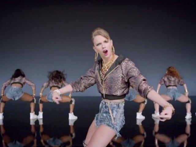 R & B Singer Claims Taylor Swift Stole 'Haters Gonna Hate' Lyrics Fra ham