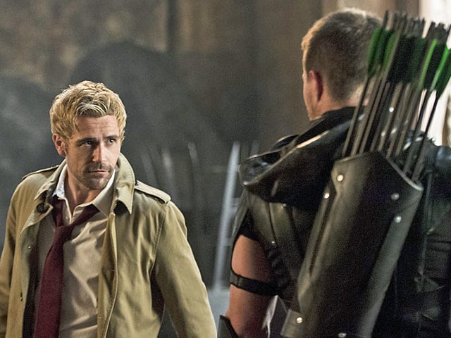 This Week's TV: Constantine Is Back!