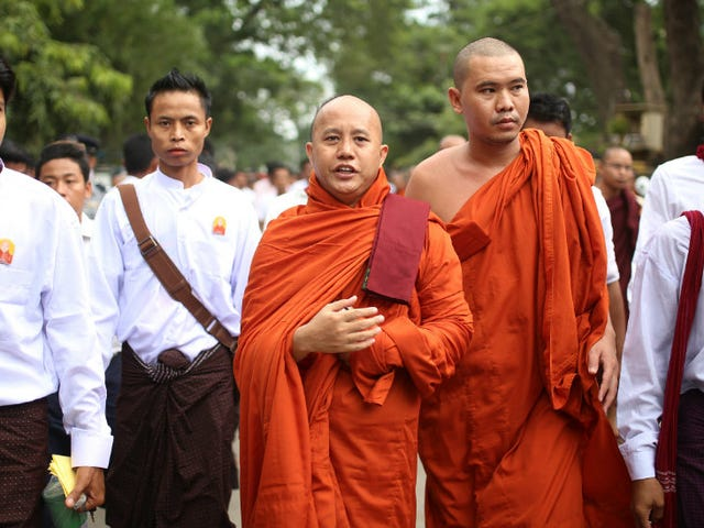 Burmese Women's Rights Activists Get Death Threats from Monks for Talking About Sexual Health