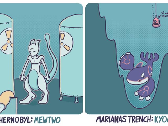 <i>Pokémon Go</i> Legendary Perlu Lokasi Legendaris