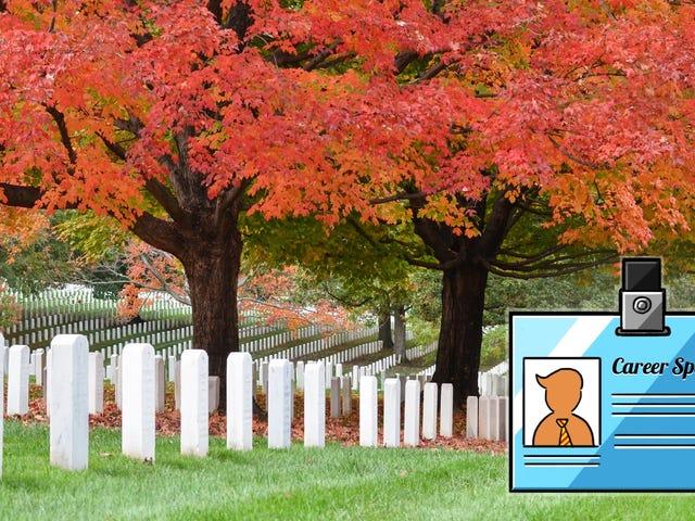 Coup de projecteur sur les carrières: ce que je fais en tant que directeur de funérailles